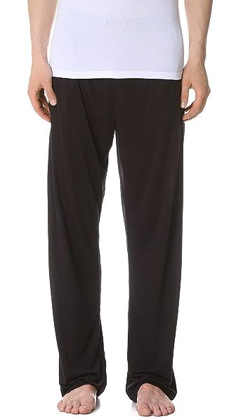 Calvin Klein Underwear Liquid Luxe Pajama Pants