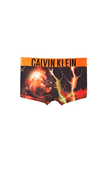 Calvin Klein Underwear Intense Power Micro Power Source Low Rise Trunks