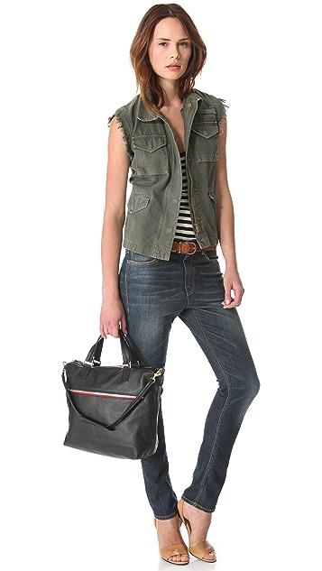 Clare V. Besace Bag