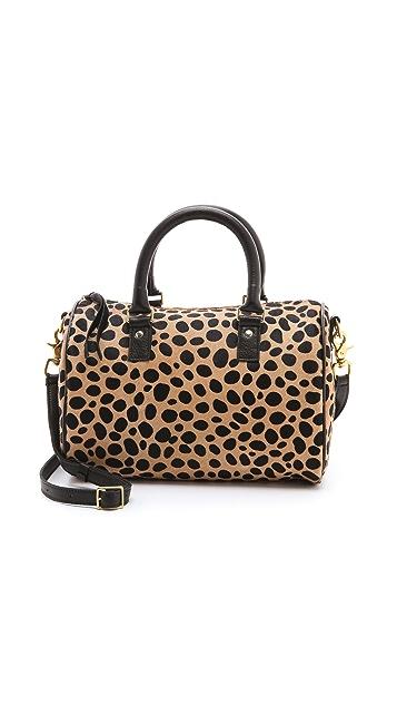 Clare V. Haircalf Escale Duffel Bag