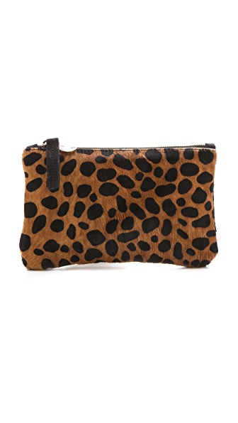 Clare V. Haircalf Wallet Clutch
