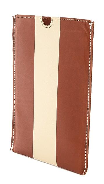 Clare V. Supreme iPad Mini Sleeve