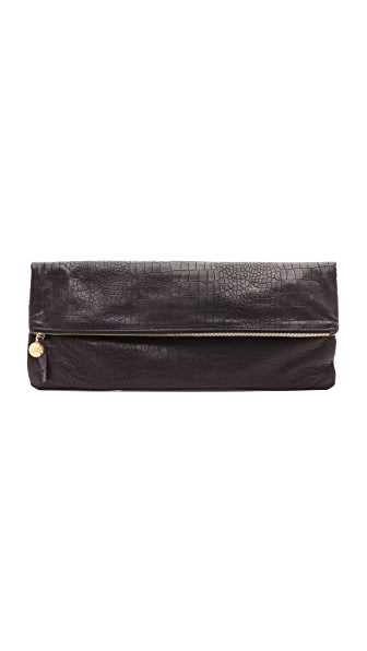 Clare V. Oversized Clutch