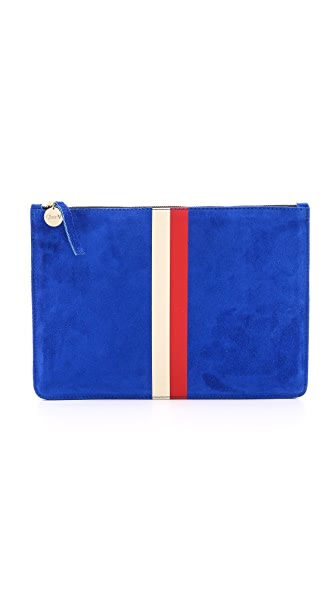 Clare V. Margot Flat Clutch