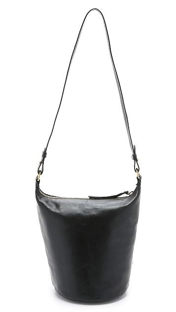 Clare V. Petite Jeanne Bucket Bag