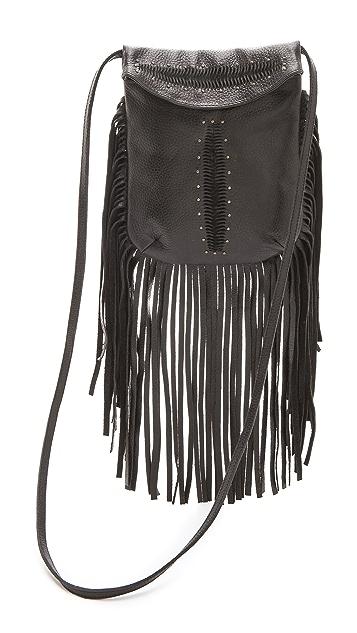 Cleobella Memphis Fringe Bag