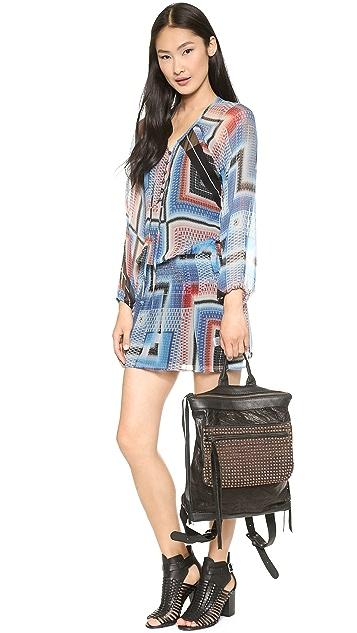 Cleobella Leena Backpack with Studded Pocket