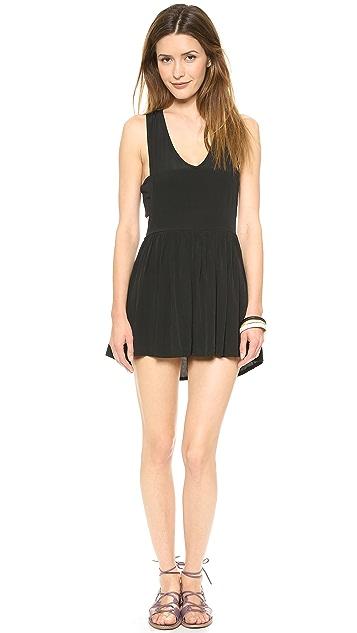 Cleobella Indigo Jumper Dress