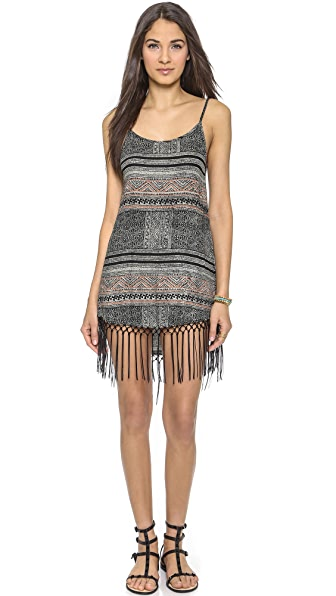Cleobella Sadira Fringe Dress