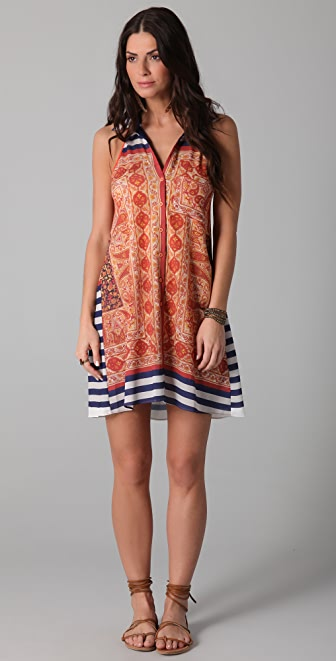 Clover Canyon St. Thomas Printed Dress