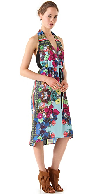 Clover Canyon Tropical Diamond Dress