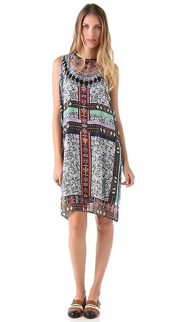 Clover Canyon African Diamond Dress