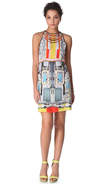 Clover Canyon Miami Streets Tank Dress