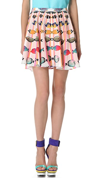 Clover Canyon Fish Ray Skirt