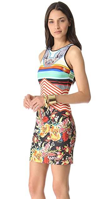 Clover Canyon Cool Rider Pencil Dress