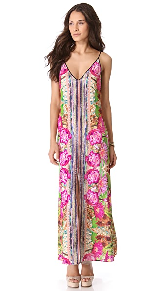 Clover Canyon Fools Gold Maxi Dress