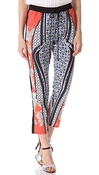 Clover Canyon Bollywood Drawstring Pants
