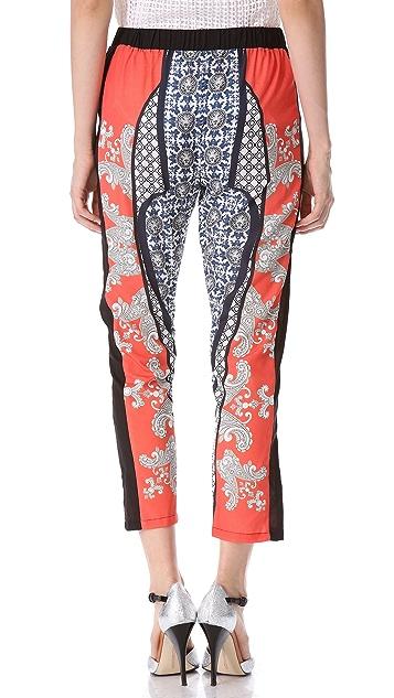 Clover Canyon Bollywood Drawstring Pants