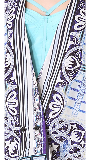 Clover Canyon Ornate Filigree Jacket