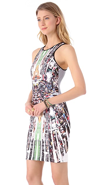 Clover Canyon Traffic Stop Sleeveless Dress