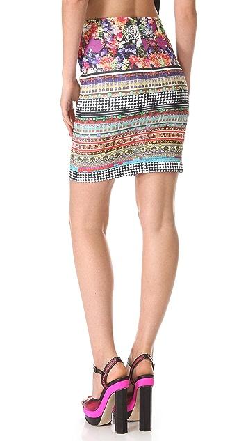 Clover Canyon Bengal Tigers Skirt