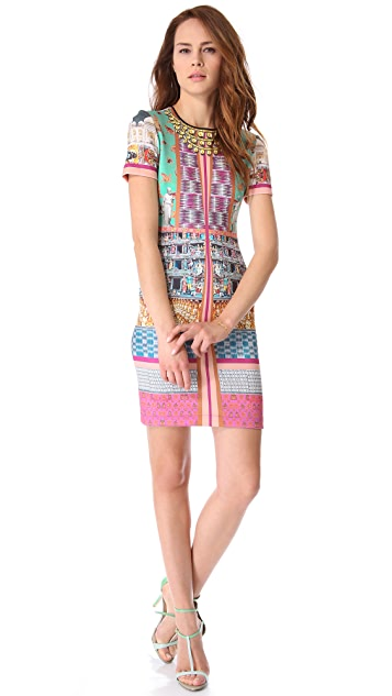 Clover Canyon Taj Mahal Necklace Dress