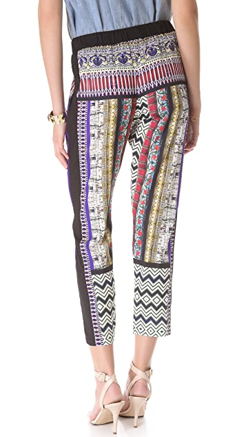 Clover Canyon City Palace Drawstring Pants