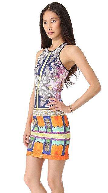 Clover Canyon Palace Interior Sleeveless Dress