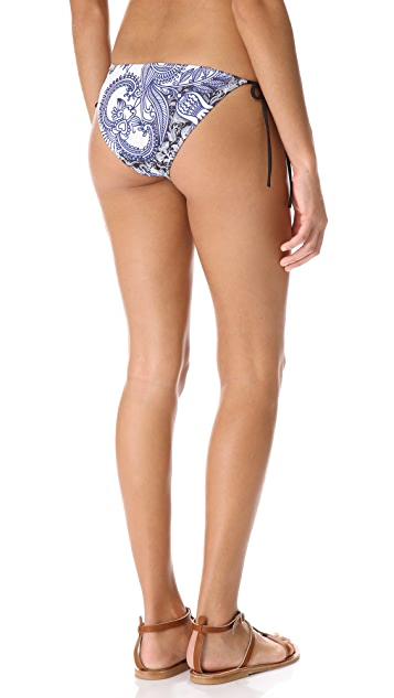Clover Canyon Henna Bathing Suit Bottoms