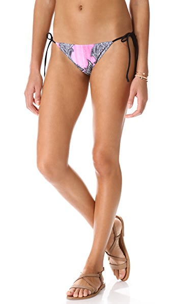Clover Canyon Jaipur Jungle Bikini Bottoms