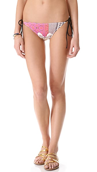 Clover Canyon Taj Mahal Necklace Bikini Bottoms