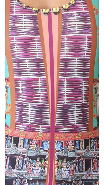 Clover Canyon Taj Majal Necklace One Piece