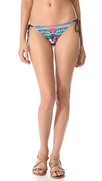 Clover Canyon Flower Archway Bikini Bottoms