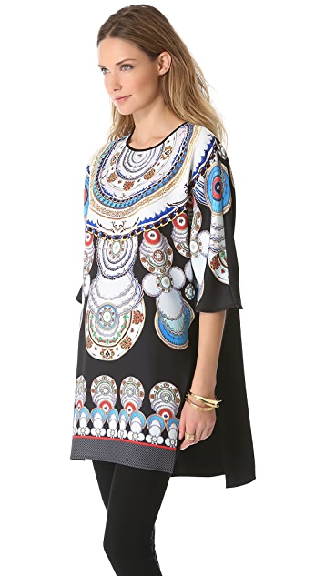 Clover Canyon Russian China Tunic
