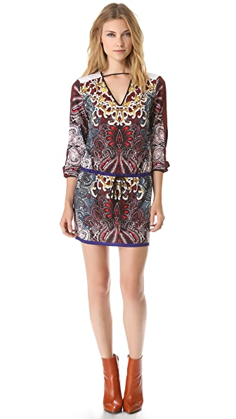 Clover Canyon Kosack Paisley Dress