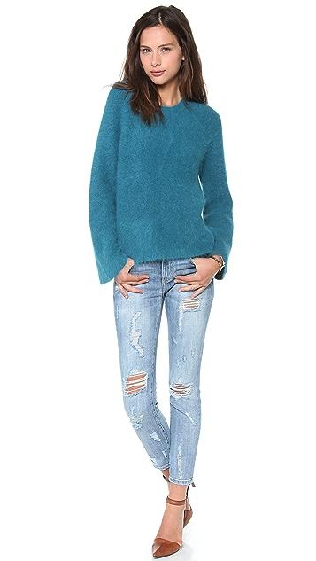 Clover Canyon Angora Sweater