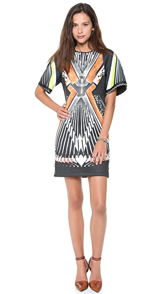 Clover Canyon Accordion Dress