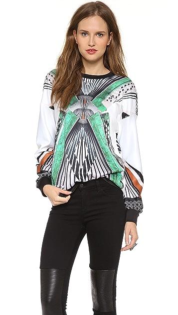 Clover Canyon Accordion Sweatshirt