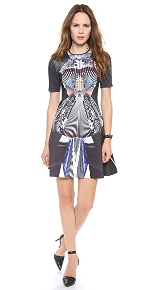 Clover Canyon Accordion Dance Dress