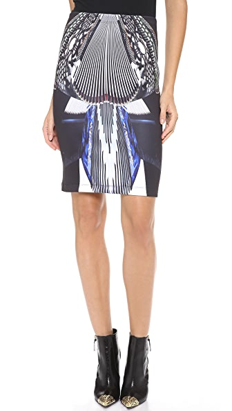 Clover Canyon Accordion Dance Skirt