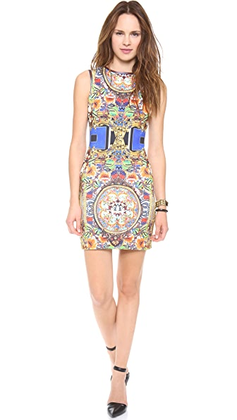 Clover Canyon Russian Room Sleeveless Dress