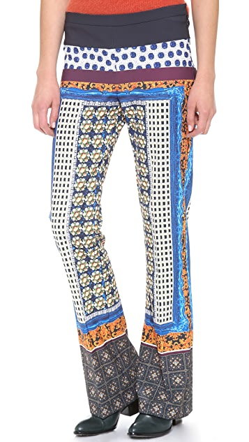 Clover Canyon Guilded Gemstones Pants