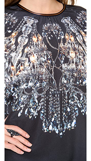 Clover Canyon Chandelier Top