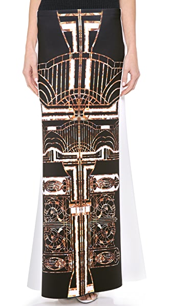 Clover Canyon Gatsby Maxi Skirt
