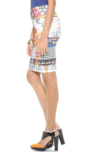 Clover Canyon Cigar Granny Skirt