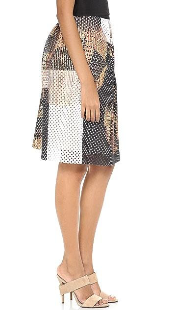 Clover Canyon Metal Orbs Skirt