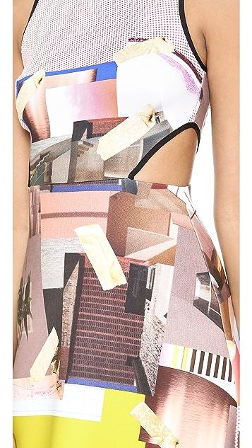 Clover Canyon New Home Cutout Dress