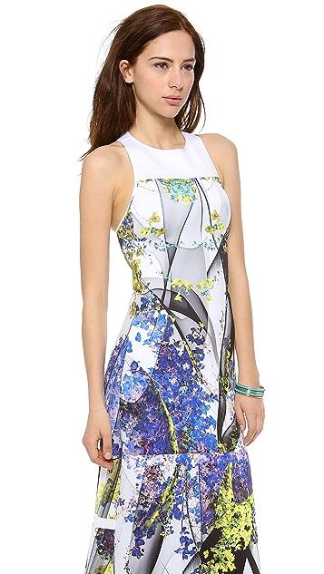 Clover Canyon Space Garden Maxi Dress