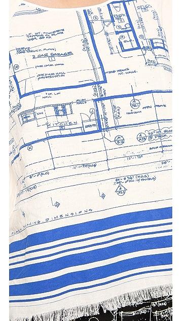 Clover Canyon Blueprint Top