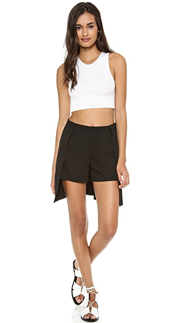 Clover Canyon Solid Shorts